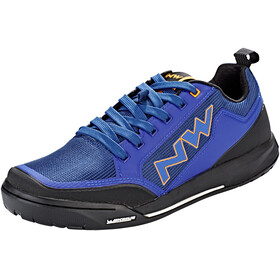 Northwave Clan Shoes Men blue/orange